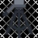 Camera Tripod Tripod Camera Icon