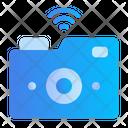 Camera Wifi Camera Laptop Icon