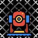 Camera wifi Icon