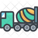 Camions Toupie Icon