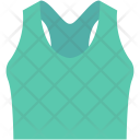 Camisole Mens Vest Icon