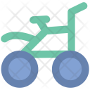 Camo Quad Bike Icon
