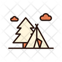 Camp Adventure Jungle Camp Icon