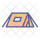 Tent Outdoor Camping Icon