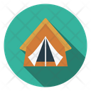 Camp Tent Outdoor Icon