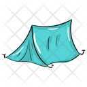 Camp Tent Outdoor Accommodation Icon