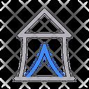 Camp Icon
