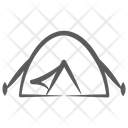 Camp Camping Tent Icon