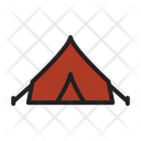 Camp Camping Hiking Icon