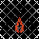 Camp Campsite Tent Icon
