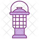Camp Camping Lamp Icon