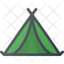 Camp Icon