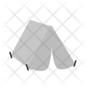 Camp Tent Icon