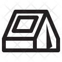 Camp Camping Outdoor Icon