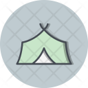 Tent Tipi Camp Icon