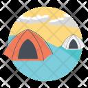 Camp Area Icon