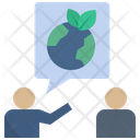 Campaign Eco Lifestyle Reservation Icon
