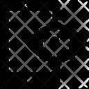 Seo Web Impression Icon