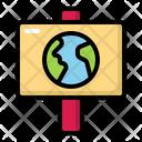 Campaign Save Earth Earth Icon