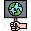 Campaign Ecology Environment Icon