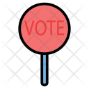 Campaign Election President Icon