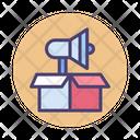 Campaign Launch Campaign Startup Icon