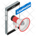 Campaign Marketing Icon