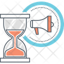 Campaign Timing Campaign Campaign Schedule Icon