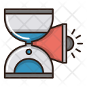 Campaign Timing Advertising Icon