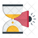 Campaign Timing Promotion Icon