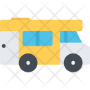 Camper Delivery Shipping Icon