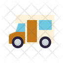 Camper Van Icon