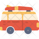Van Camper Van Vehicle Icon