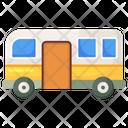 Vanity Van Transport Camper Van Icon