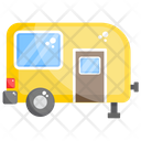 Vanity Van Transport Campervan Icon