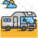 Campervan Icon