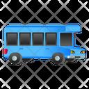 Campervan Automobile Automotive Icon