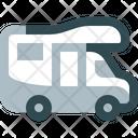 Campervan Camper Caravan Icon