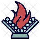 Fire Camping Campfire Icon