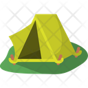 Adventure Camp Camping Icon