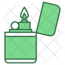 Camping Fire Lighter Icon