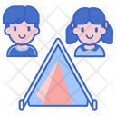 Mkids Camp Icon