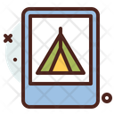 Camping Area Icon
