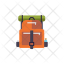 Camping Bag Icon