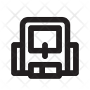 Backpack Bag Ransel Icon