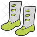 Camping Boots Icon