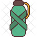 Camping Bottle Icon