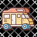 Mcar Camping Icon