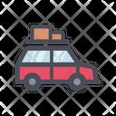 Car Travel Car Vehicle Icon