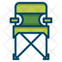 Ichair Travel Camping Icon